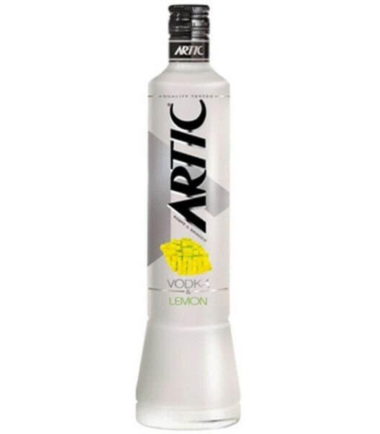 Artic Lemon Vodka 70cl