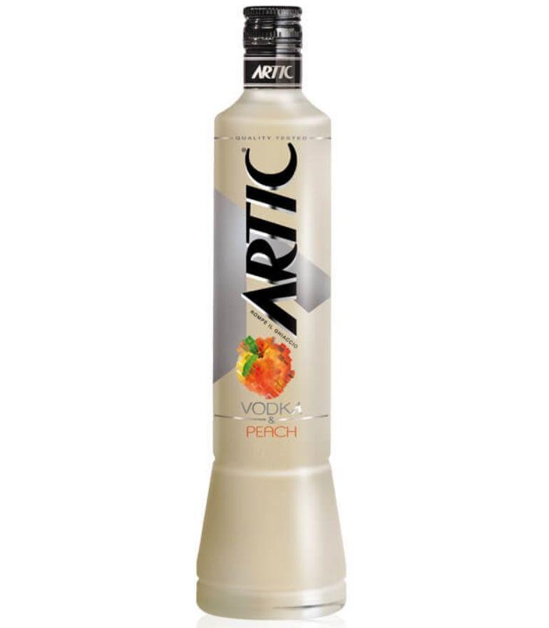 Artic Peach Vodka 70cl