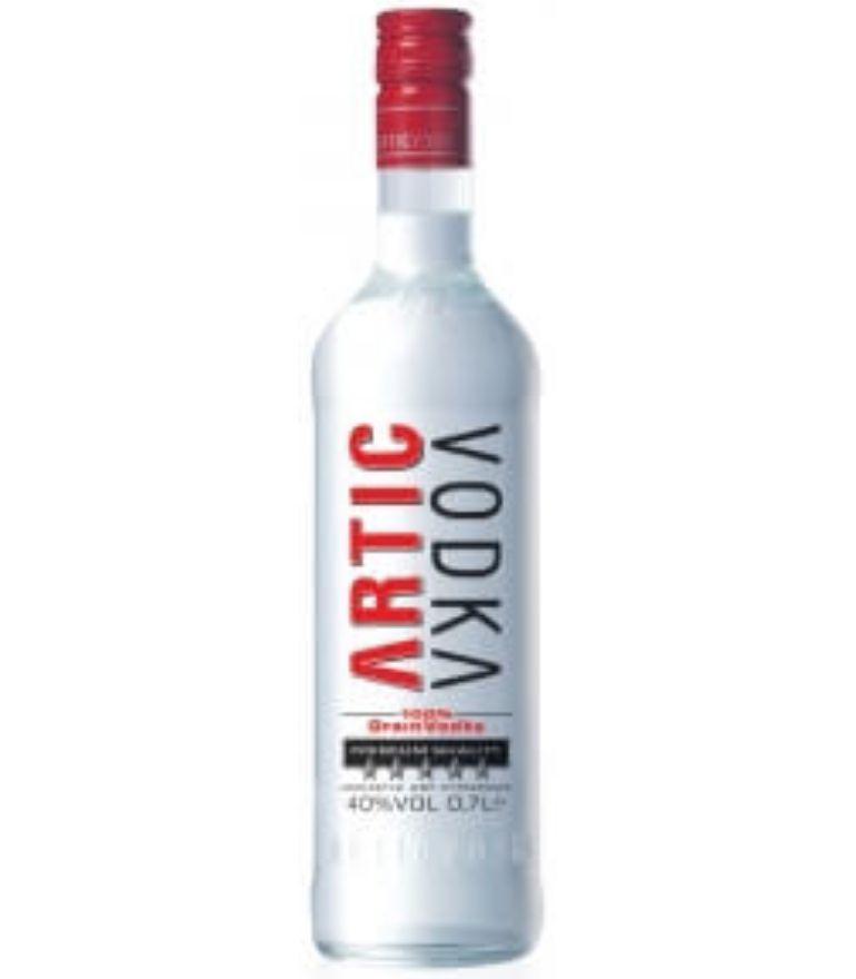 Artic Pure Vodka 70cl