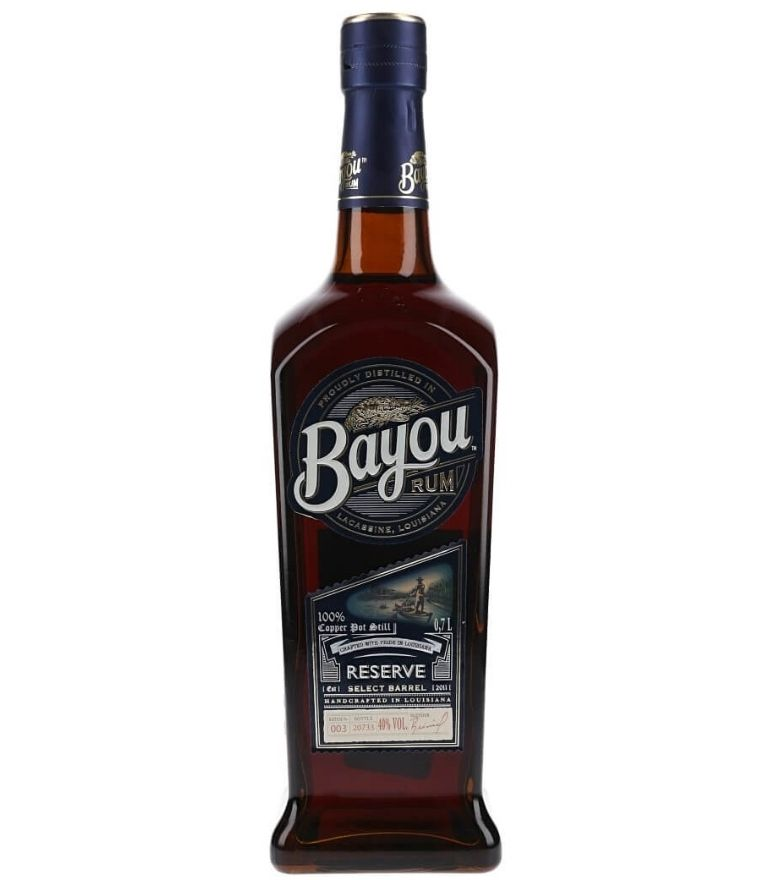 Bayou Reserve Select Rum 70cl