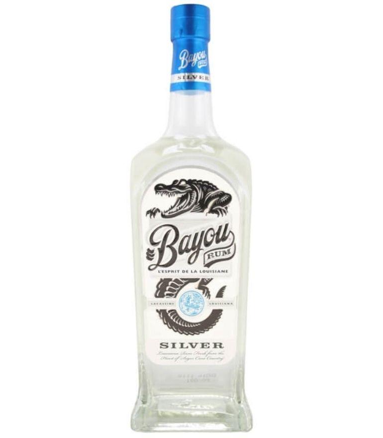 Bayou Silver Rum 70cl