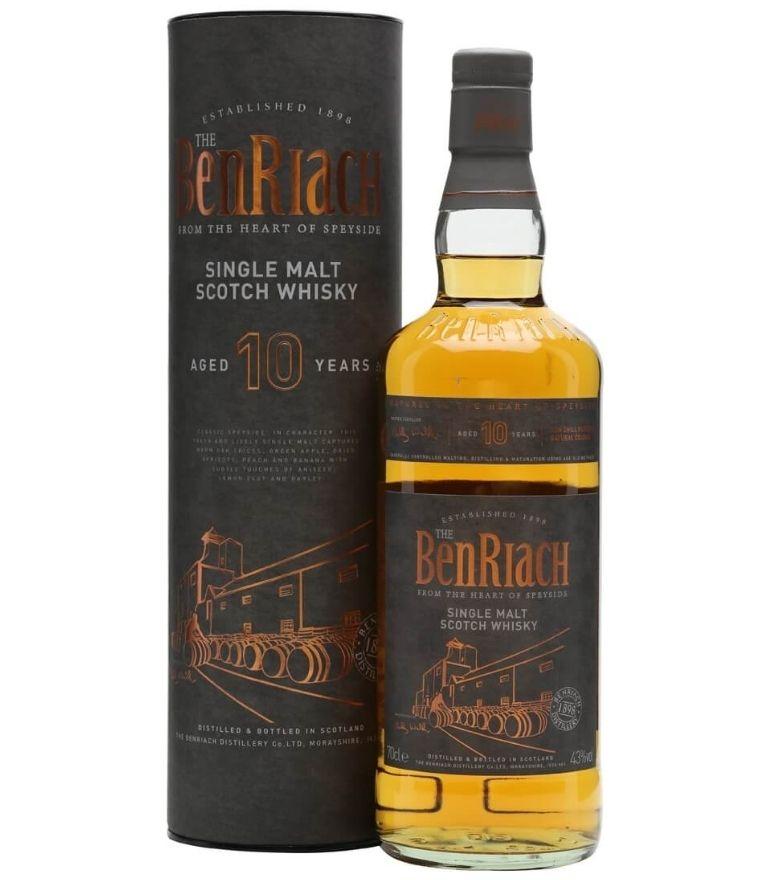 Benriach Single Malt Whisky 10Yrs 70cl