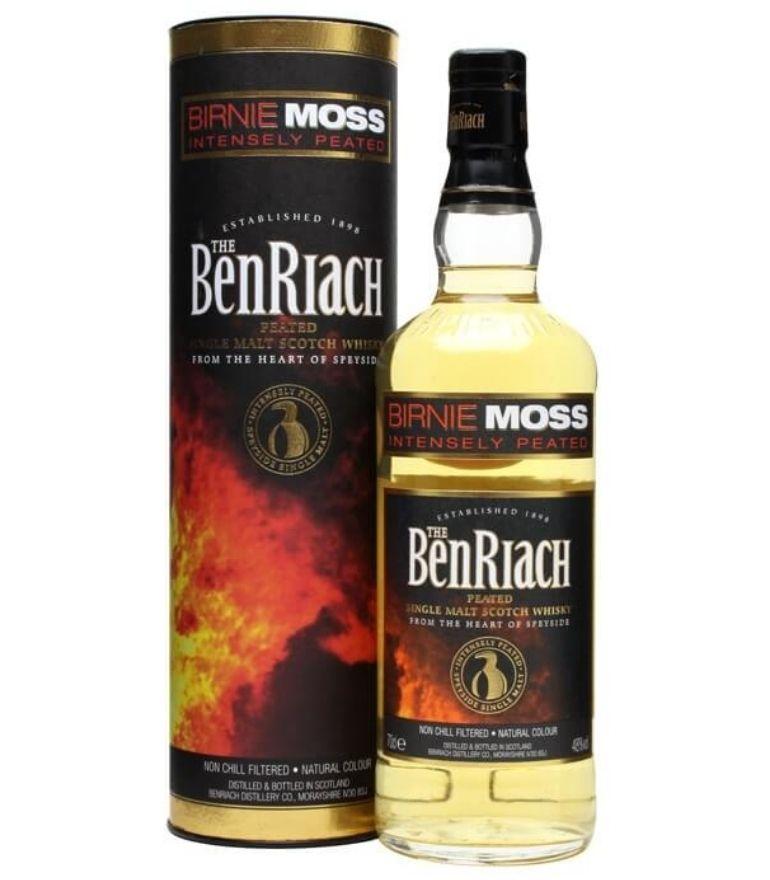 Benriach Single Malt Whisky Birnie Moss 70cl