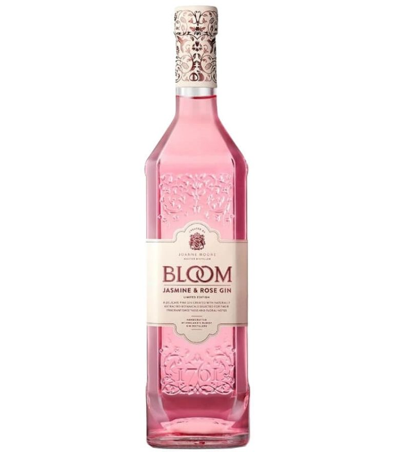 Bloom Jasmine & Rose Gin 70cl