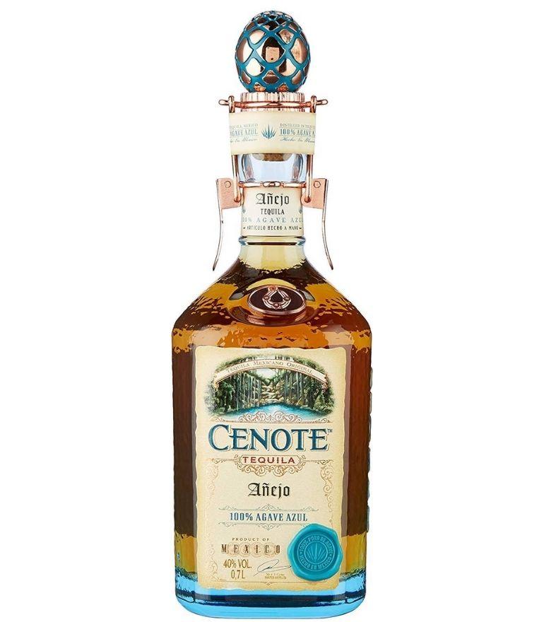 Cenote Tequila Anejo 70cl