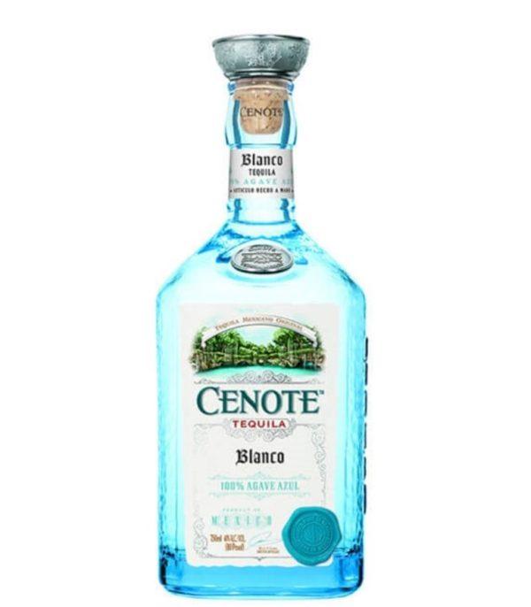 Cenote Tequila Blanco 70cl