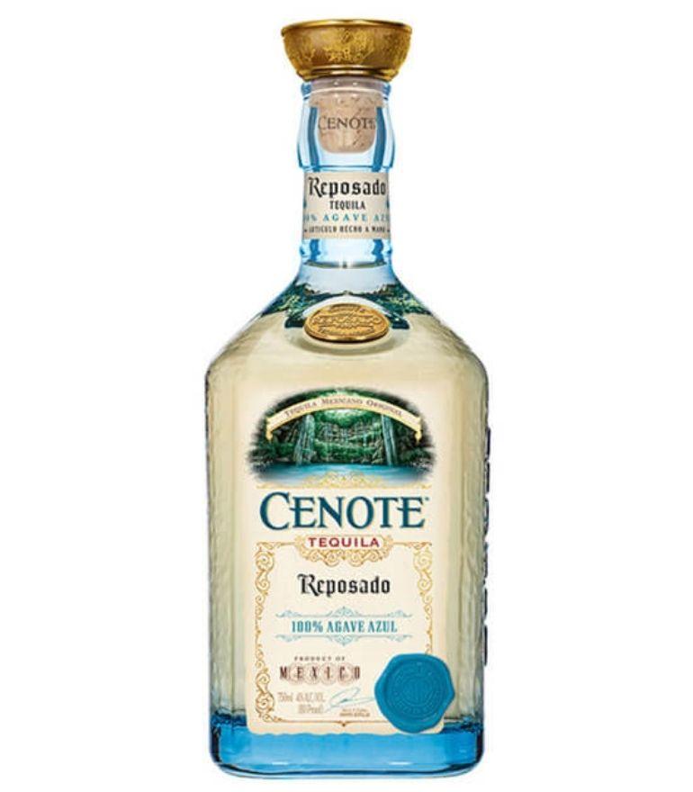 Cenote Tequila Reposado 70cl