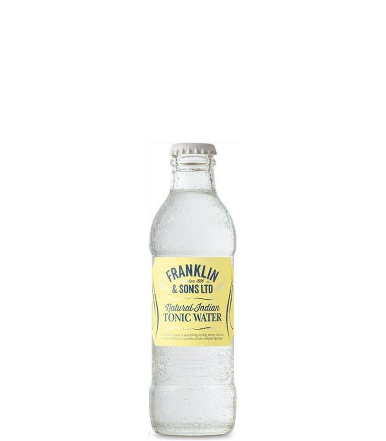 Frnaklin & Sons Indian Tonic Water Bottle 20cl X 24