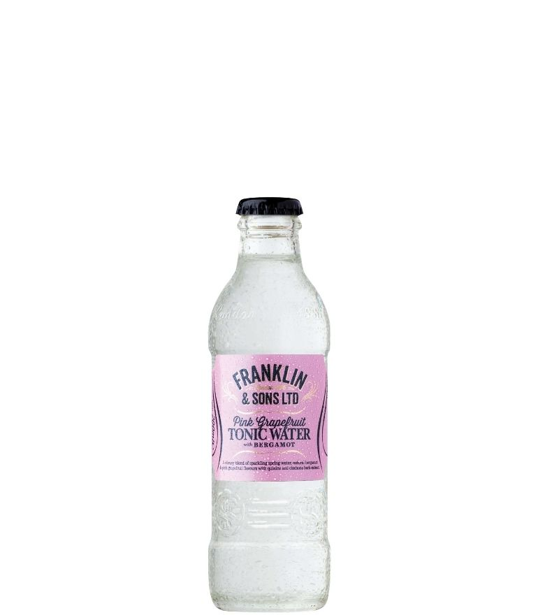 Franklin & Sons Grapefruit & Bergamot Bottle 20cl X 24