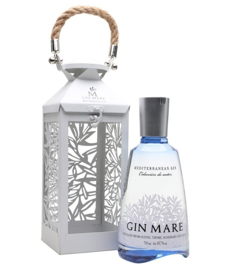 Gin Mare Lantern Pack 70cl