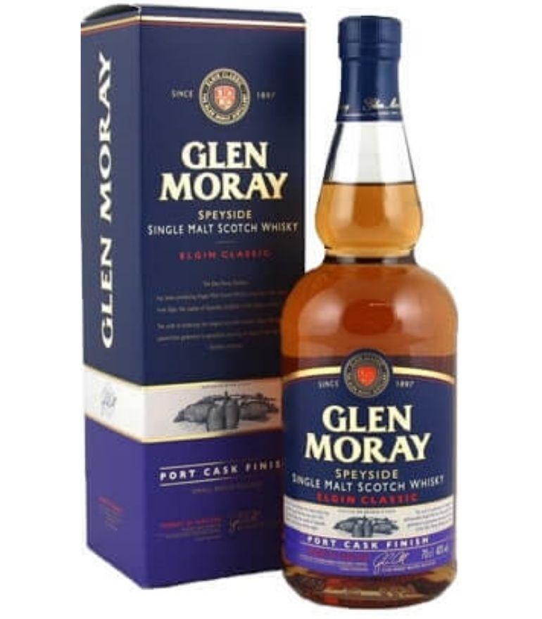 Glen Moray Single Malt Whisky Port Cask 70cl