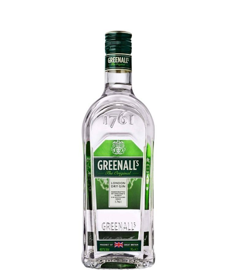 Greenall'S London Dry Gin 70cl