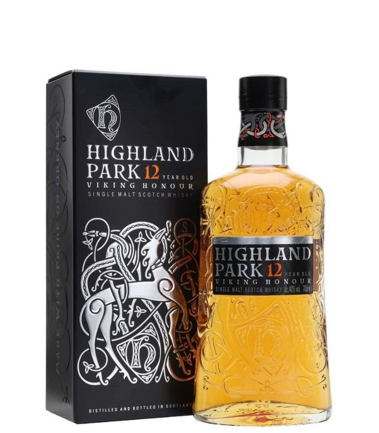 Highland Park Single Malt Whisky 12Yrs 70cl