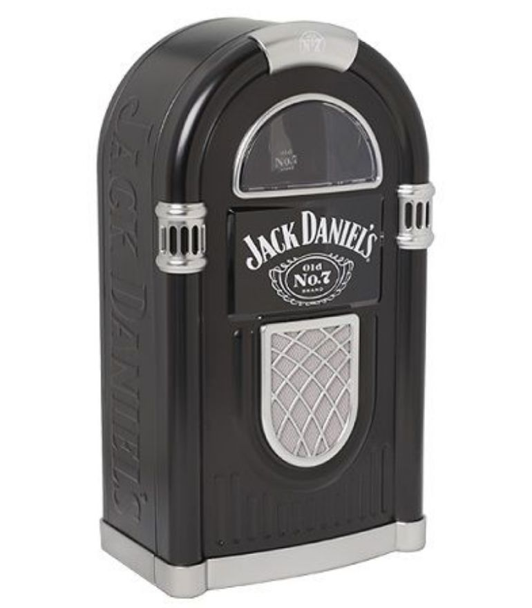 Jack Daniel's No.7 70cl Jukebox Case