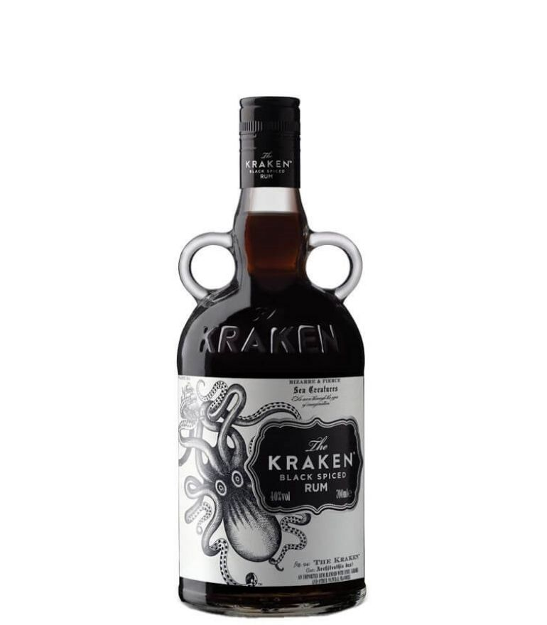 Kraken Spiced Dark Rum 70cl