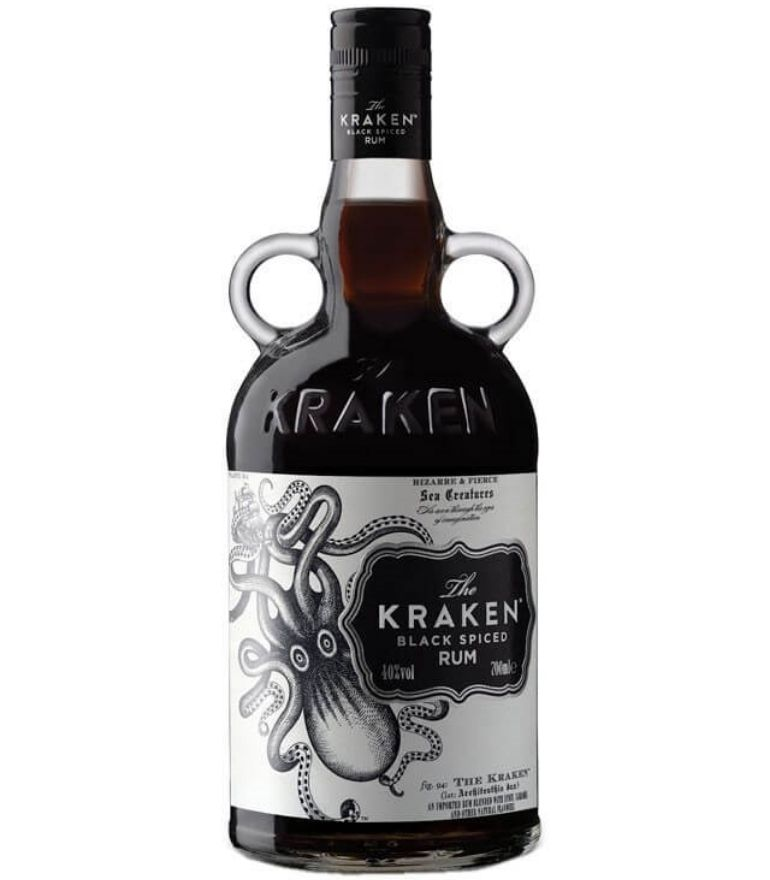 Kraken Spiced Dark Rum 100cl