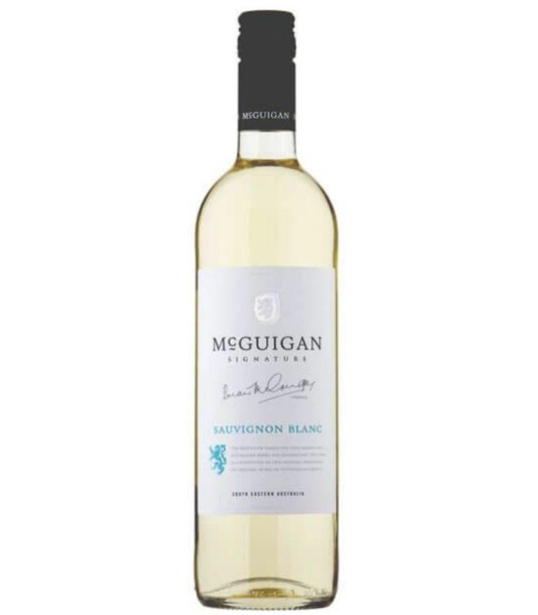 Mcguigan Signature Sauvignon Blanc 75cl