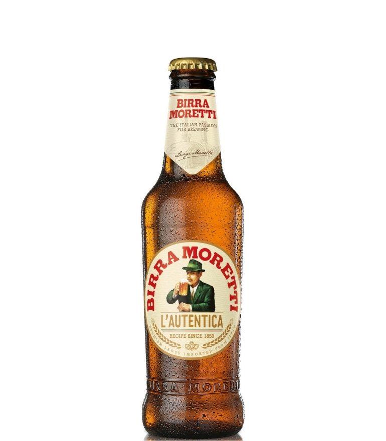 Birra Moretti 33cl Bottle X 24