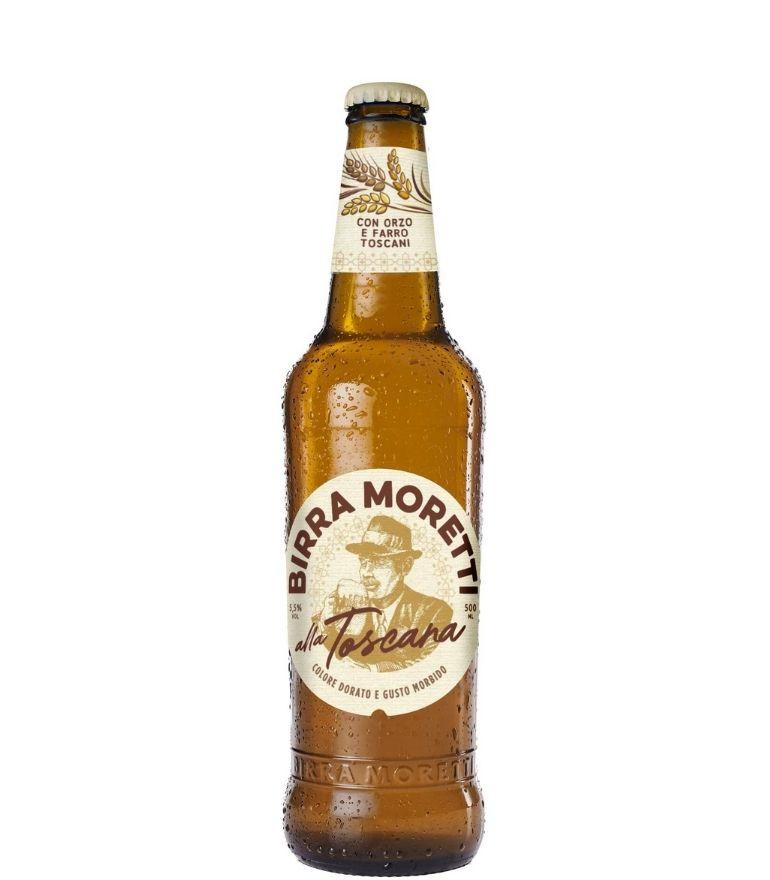 Birra Moretti Toscana 50cl X 20