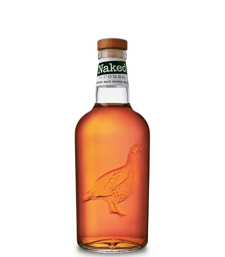 Naked Grouse Blended Malt Whisky 70cl
