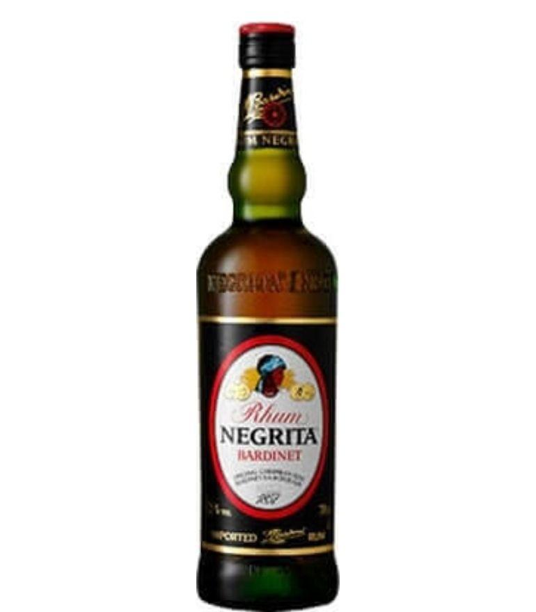 Negrita Dark Rum 70cl