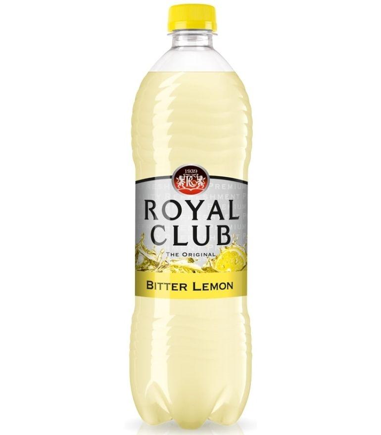 Royal Club Bitter Lemon PET 1L x 6