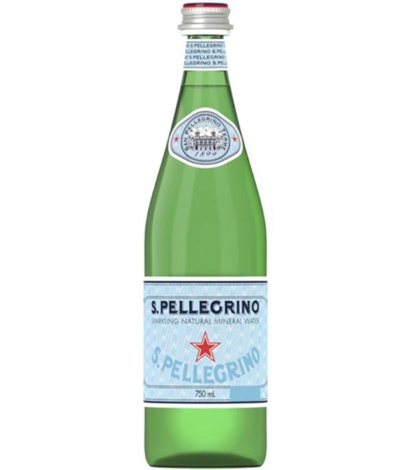 San Pellegrino Sparking Water 75cl X 12