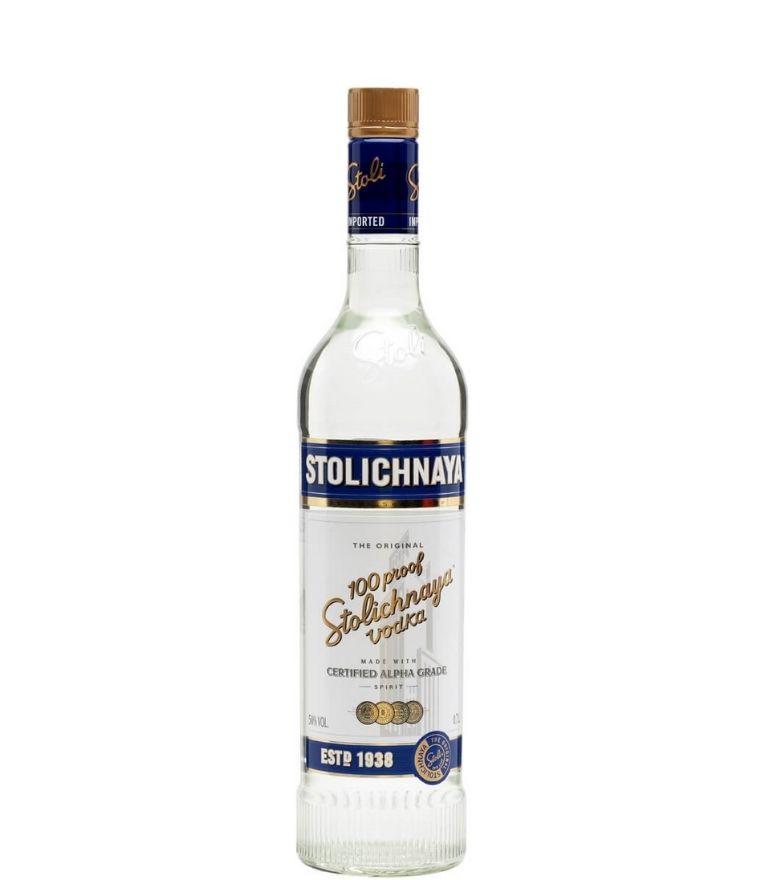 Stolichnaya Blue Vodka 70cl