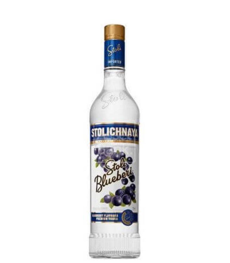 Stolichnaya Blueberry Vodka 75cl