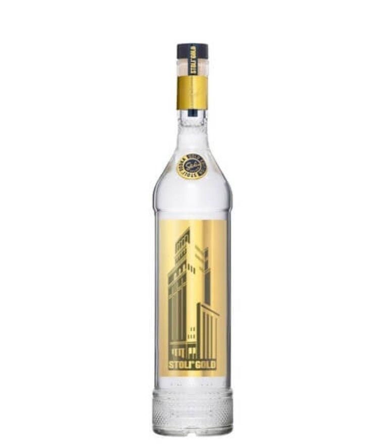 Stolichnaya Gold Vodka Editiion 5 70cl