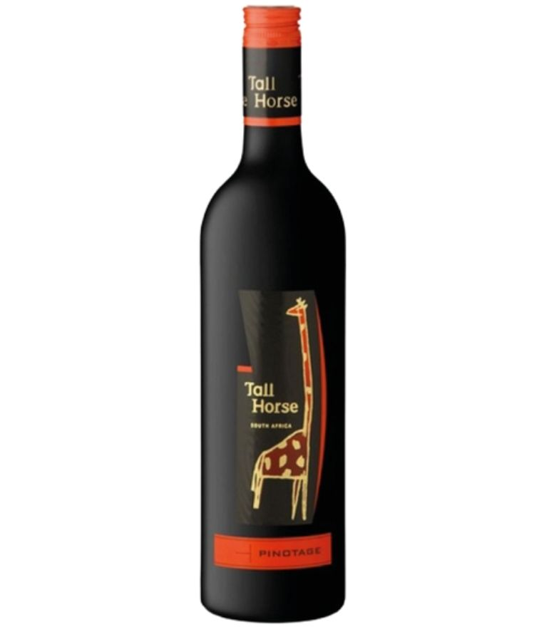 Tall Horse Pinotage 75cl
