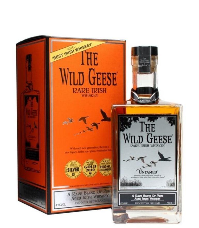 Wild Geese Rare Irish Whiskey 70cl