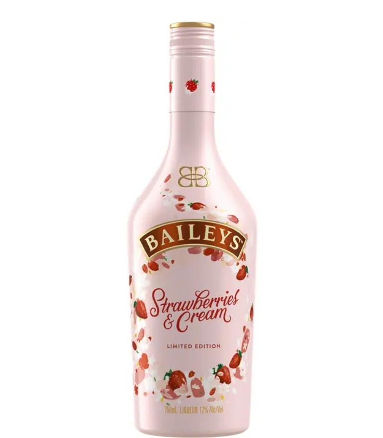 Baileys Strawberry and Cream 70cl