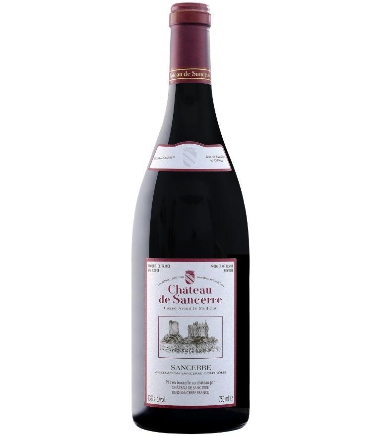 Chateau De Sancerre Rouge Lapostolle 75cl