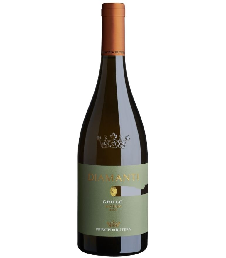 Diamanti Grillo Sicilia 75cl