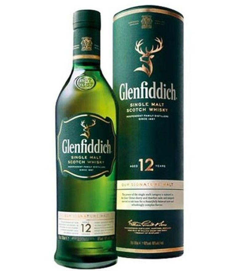 Glenfiddich 12yr Single Malt 70cl