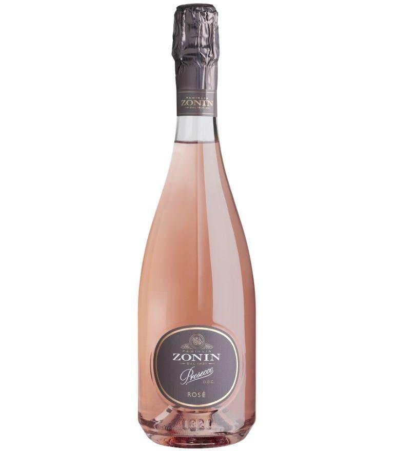 Zonin Prosecco Rose 1821 75cl