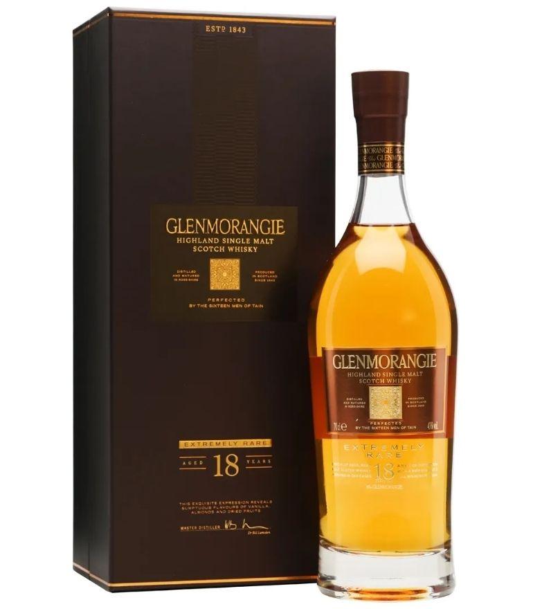 Glenemorangie Extra Rare 18yr 70cl