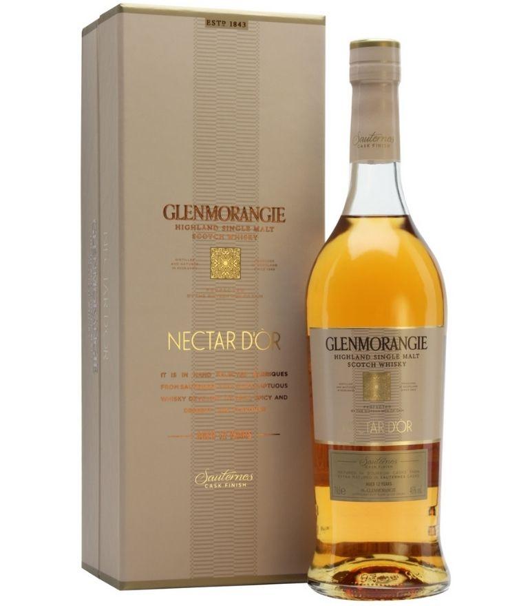 Glenmorangie Nectar D'Or Burgandy 70cl