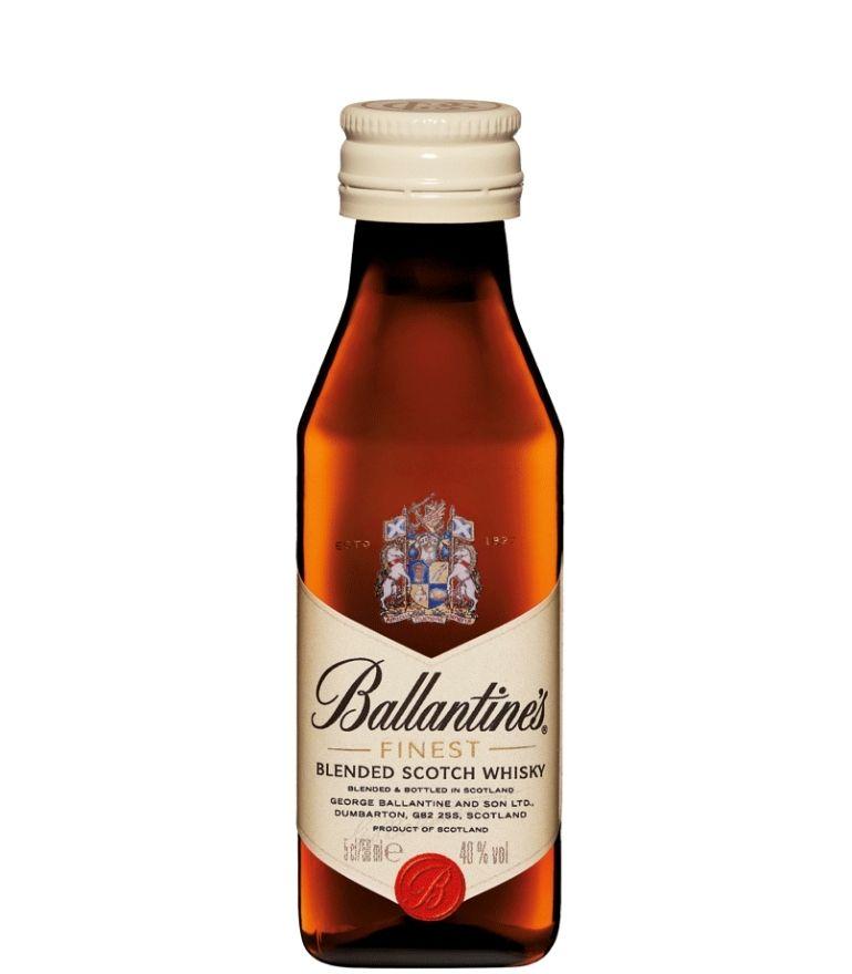 Ballantine's Whisky 5cl