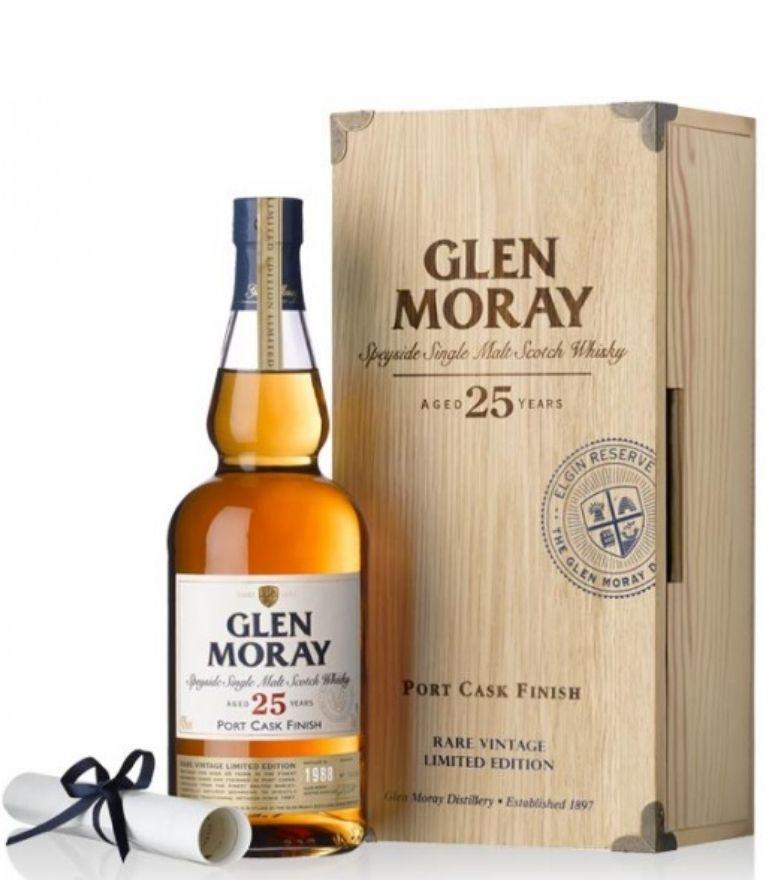 Glen Moray 25 Year Old 70cl