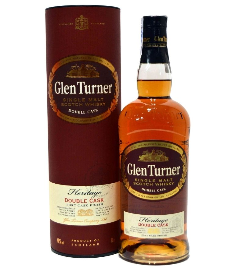 Glen Turner Heritage Single Malt Whisky 70cl
