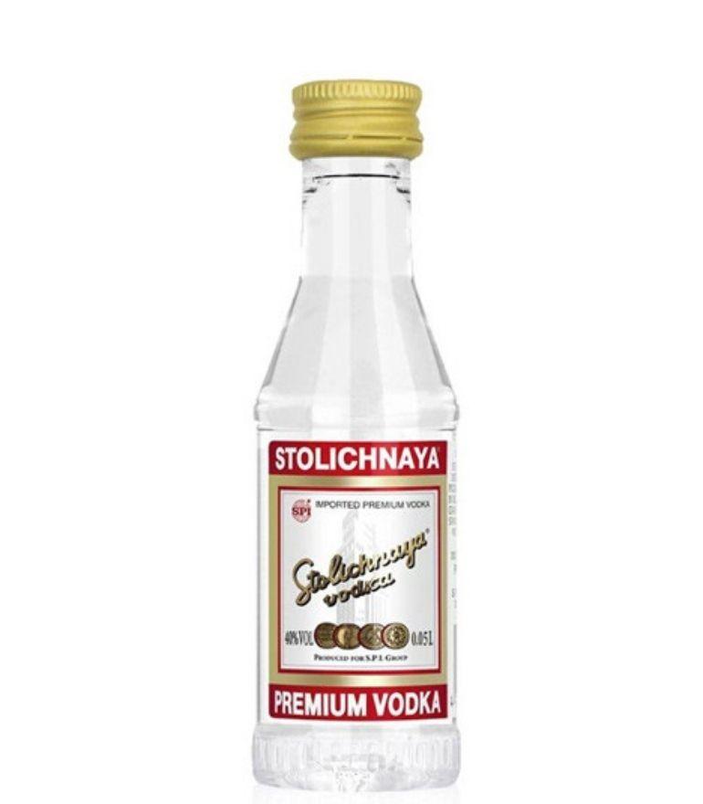 Stolichnaya Red Vodka 5cl