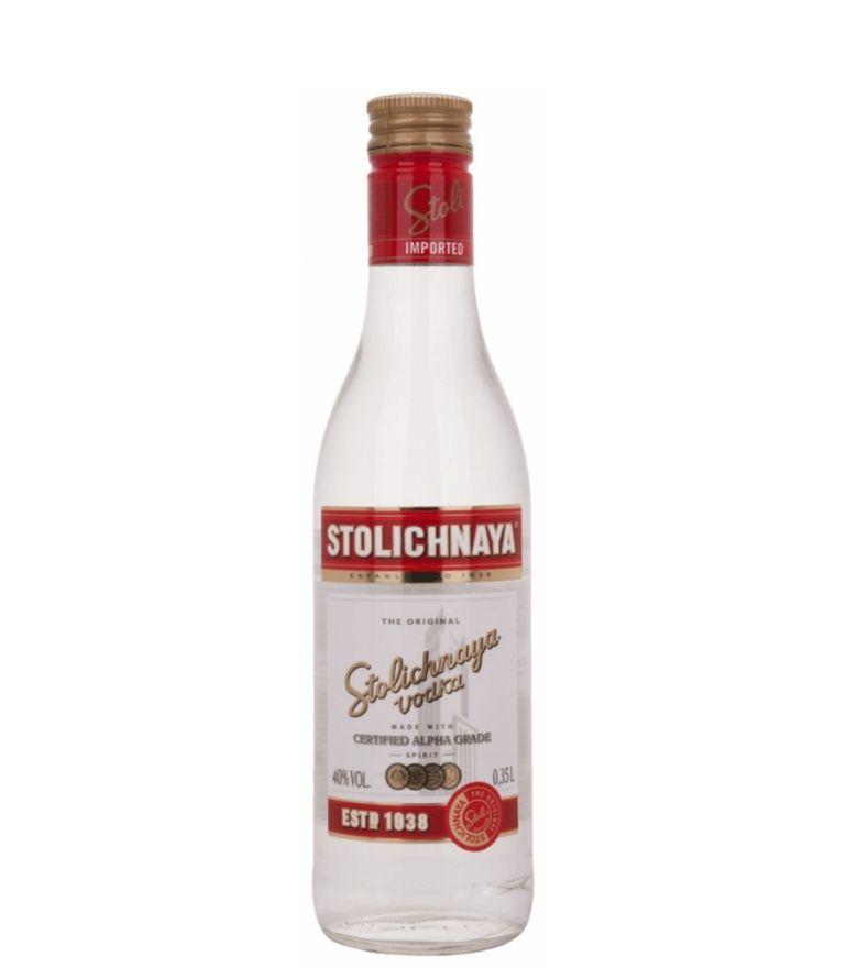 Stolichnaya Red Vodka 35cl