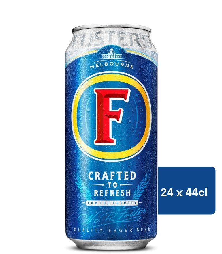 Fosters Lager 44cl Case X 24