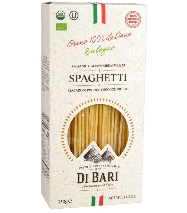 Di Bari Biologico Spaghetti 350g