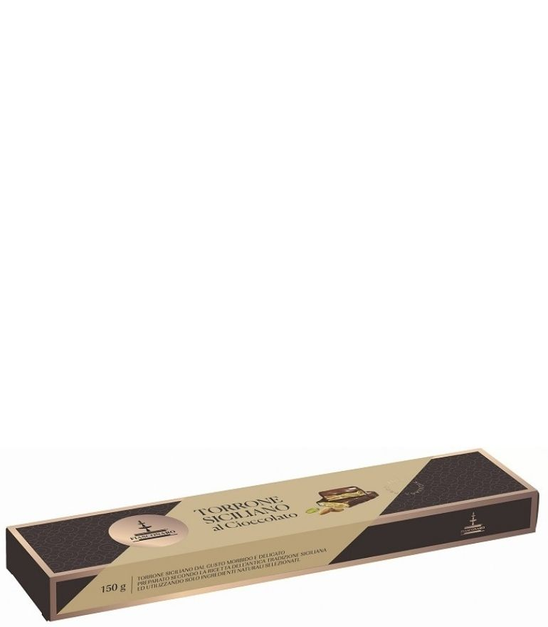 Fiasconaro Torrone al Cioccolato 150g