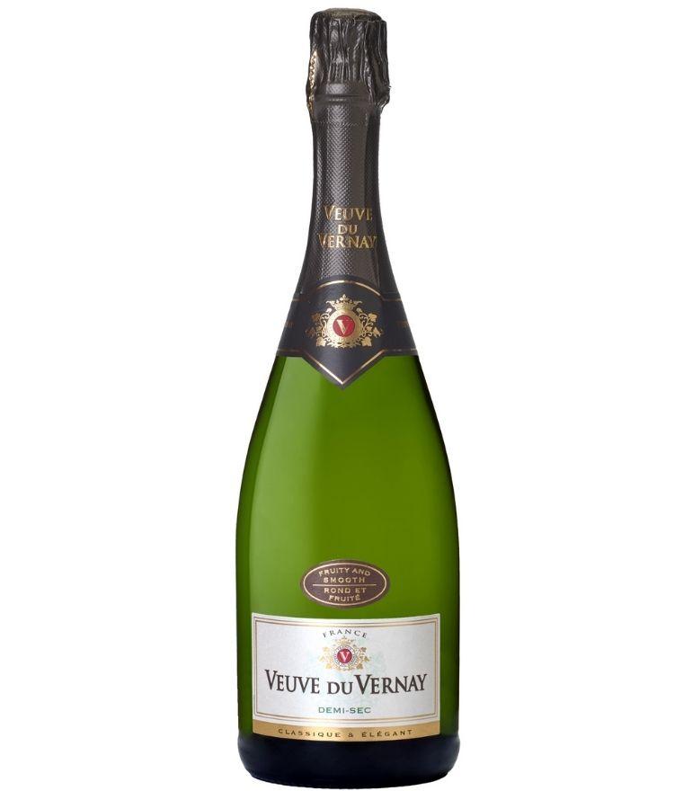 Veuve Du Vernay Demi Sec 75cl