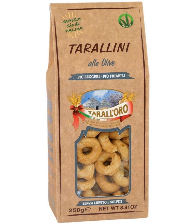 Tarall Oro Tarallini alle Olive 250g