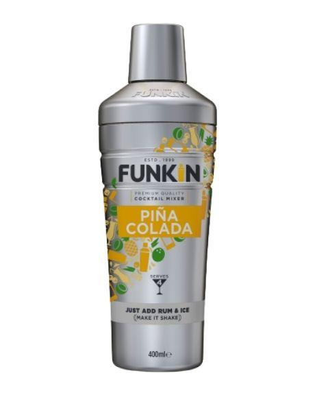 Funkin Pina Colada Shaker 40cl